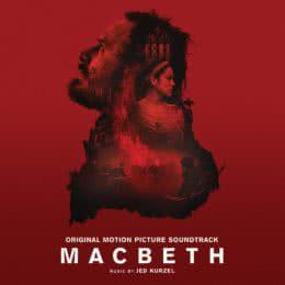 Обложка к диску с музыкой из фильма «Макбет»