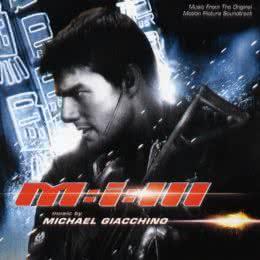 Обложка к диску с музыкой из фильма «Миссия невыполнима 3»