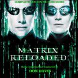 Маленькая обложка диска с музыкой из фильма «Матрица: Перезагрузка»