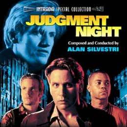 Обложка к диску с музыкой из фильма «Ночь страшного суда»