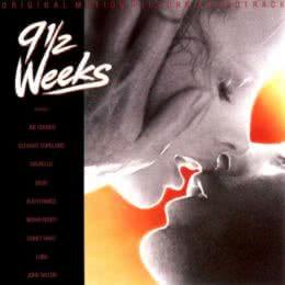 Обложка к диску с музыкой из фильма «Девять с половиной недель»