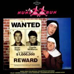 Обложка к диску с музыкой из фильма «Монахини в бегах»