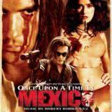 Маленькая обложка диска c музыкой из фильма «Однажды в Мексике»