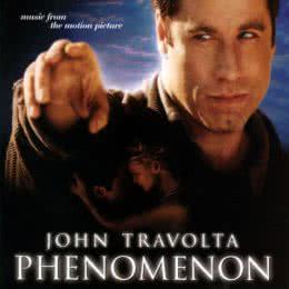 Обложка к диску с музыкой из фильма «Феномен»