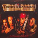 Маленькая обложка диска с музыкой из фильма «Пираты Карибского моря: Проклятие Черной жемчужины»