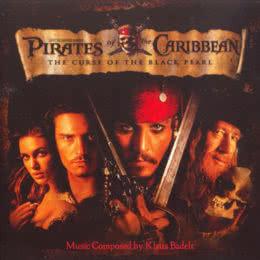 Обложка к диску с музыкой из фильма «Пираты Карибского моря: Проклятие Черной жемчужины»