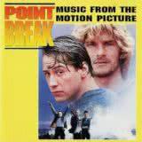 Маленькая обложка диска c музыкой из фильма «На гребне волны»