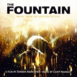Обложка к диску с музыкой из фильма «Фонтан»