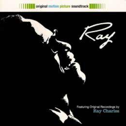 Обложка к диску с музыкой из фильма «Рэй»