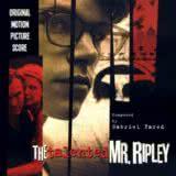 Маленькая обложка диска c музыкой из фильма «Талантливый мистер Рипли»