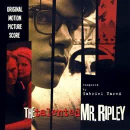 Обложка к диску с музыкой из фильма «Талантливый мистер Рипли»