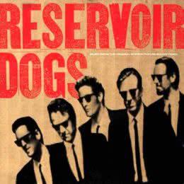 Обложка к диску с музыкой из фильма «Бешеные псы»
