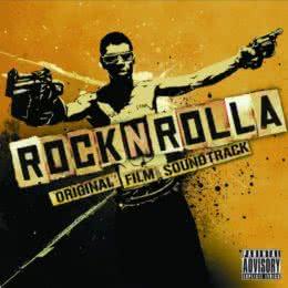 Обложка к диску с музыкой из фильма «Рок-н-рольщик»