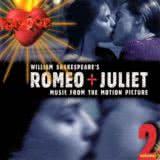 Маленькая обложка диска c музыкой из фильма «Ромео и Джульетта»