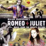 Маленькая обложка диска с музыкой из фильма «Ромео и Джульетта»