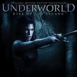 Обложка к диску с музыкой из фильма «Другой мир: Восстание ликанов»