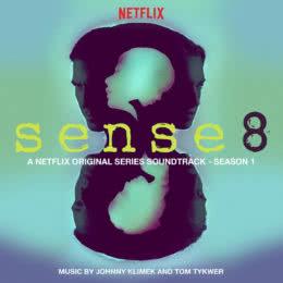 Обложка к диску с музыкой из сериала «Восьмое чувство (1 сезон)»