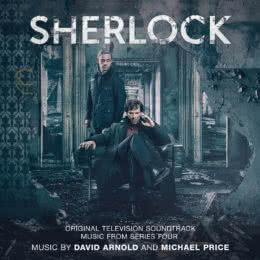Обложка к диску с музыкой из сериала «Шерлок (4 сезон)»