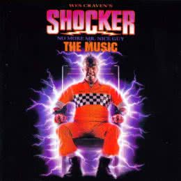 Обложка к диску с музыкой из фильма «Электрошок»