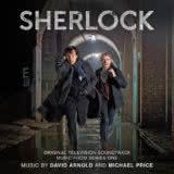 Маленькая обложка диска с музыкой из сериала «Шерлок (1 сезон)»