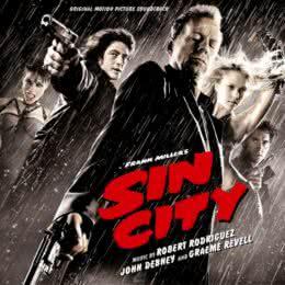 Обложка к диску с музыкой из фильма «Город грехов»