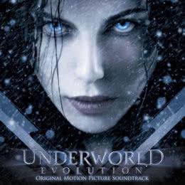 Обложка к диску с музыкой из фильма «Другой мир 2: Эволюция»