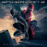Маленькая обложка диска с музыкой из фильма «Человек-паук 3: Враг в отражении»