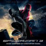Маленькая обложка диска c музыкой из фильма «Человек-паук 3: Враг в отражении»