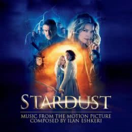 Обложка к диску с музыкой из фильма «Звездная пыль»