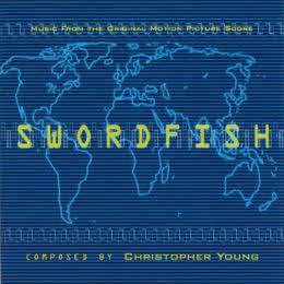 Обложка к диску с музыкой из фильма «Пароль «Рыба-меч»»