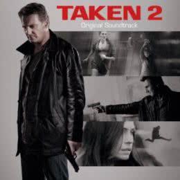 Обложка к диску с музыкой из фильма «Заложница 2»