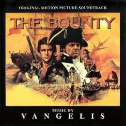 Обложка к диску с музыкой из фильма «Баунти»