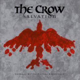 Обложка к диску с музыкой из фильма «Ворон 3: Спасение»