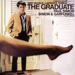 Обложка к диску с музыкой из фильма «Выпускник»