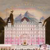 Маленькая обложка диска с музыкой из фильма «Отель «Гранд Будапешт»»