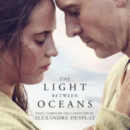 Обложка к диску с музыкой из фильма «Свет в океане»