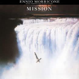 Обложка к диску с музыкой из фильма «Миссия»