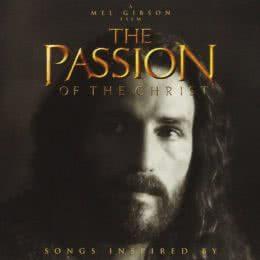 Обложка к диску с музыкой из фильма «Страсти Христовы»
