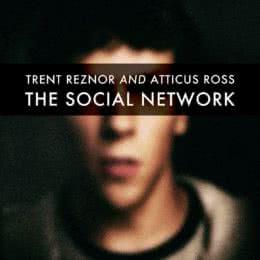 Обложка к диску с музыкой из фильма «Социальная сеть»