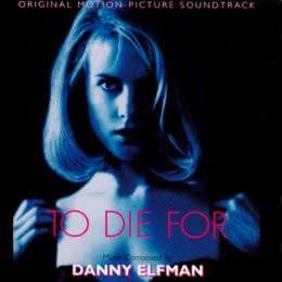 Обложка к диску с музыкой из фильма «Умереть во имя»