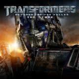 Маленькая обложка диска c музыкой из фильма «Трансформеры 2: Месть падших»