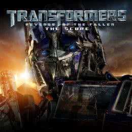 Обложка к диску с музыкой из фильма «Трансформеры 2: Месть падших»