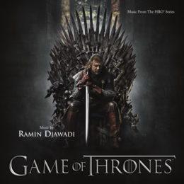 Обложка к диску с музыкой из сериала «Игра престолов (1 сезон)»