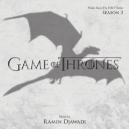 Обложка к диску с музыкой из сериала «Игра престолов (3 сезон)»