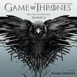 Обложка к диску с музыкой из сериала «Игра престолов (4 сезон)»