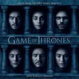 Маленькая обложка диска с музыкой из сериала «Игра престолов (6 сезон)»