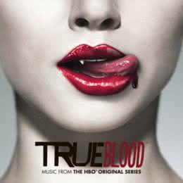 Обложка к диску с музыкой из сериала «Настоящая кровь (1 сезон)»