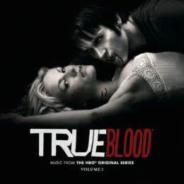 Обложка к диску с музыкой из сериала «Настоящая кровь (2 сезон)»