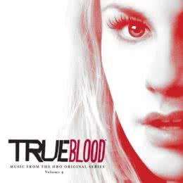 Обложка к диску с музыкой из сериала «Настоящая кровь (4 сезон)»
