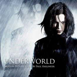 Обложка к диску с музыкой из фильма «Другой мир»